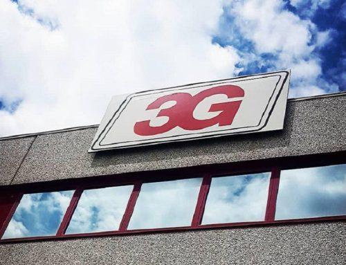 3G ITALIA – segnaletica a 360 gradi