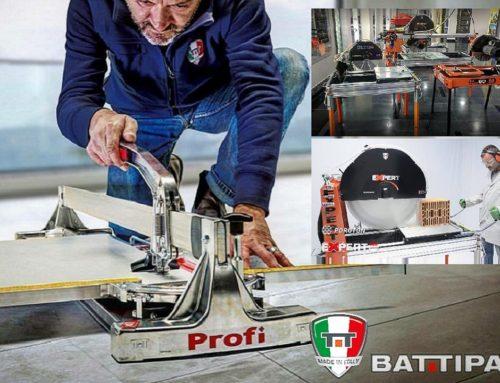 BATTIPAV – L'ARTE DI TAGLIARE IN EDILIZIA TUTTA MADE IN ITALY
