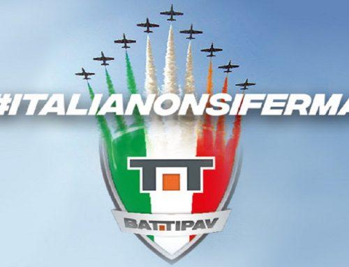 #ITALIANONSIFERMA : Perché Battipav riesce ad essere operativa?